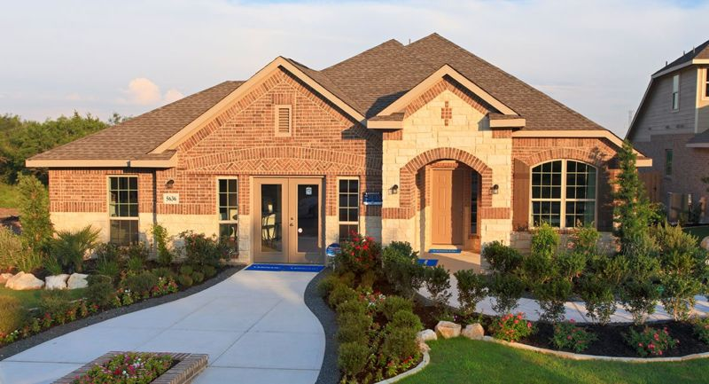 Lennar-San-Antonio-new-homes-Crossings-Travertine