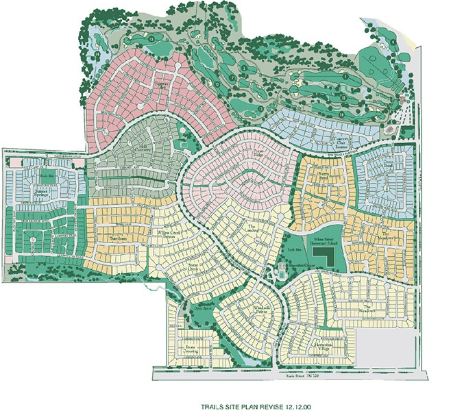 trails-of-west-frisco-siteplan