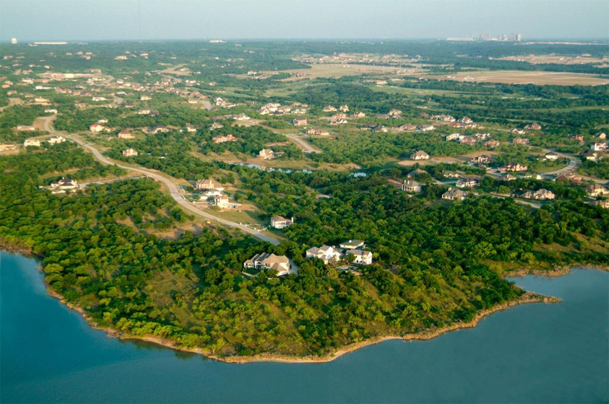 lake-ridge-aerial-view